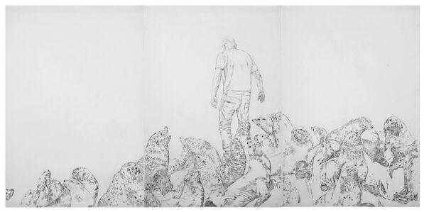 Gustavo Rezende, 'Gus y los lobos', 2015