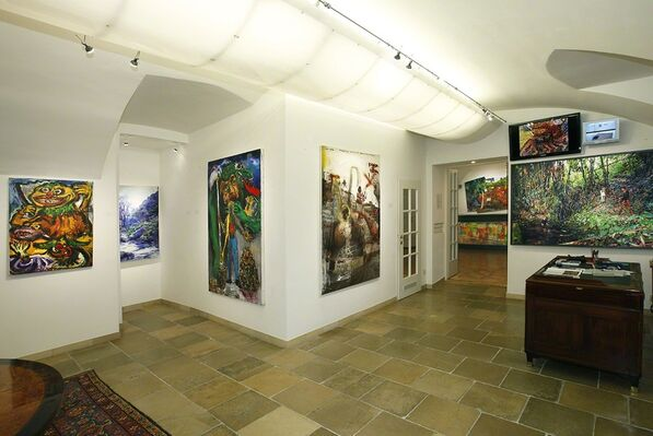 DIVERSE - 4 Indonesian positions, installation view