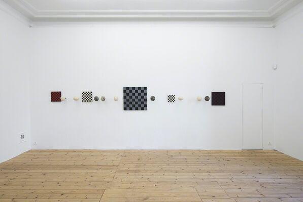 Sarah Ortmeyer, GRANDMASTER (feat. MONSTER), installation view