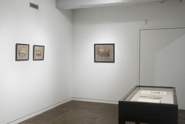 Felipe Jesus Consalvos: Exploded Whims, installation view