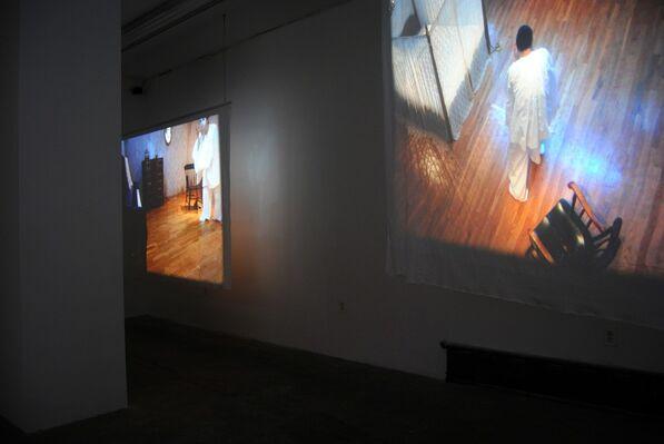 The Supreme Spasm, installation view