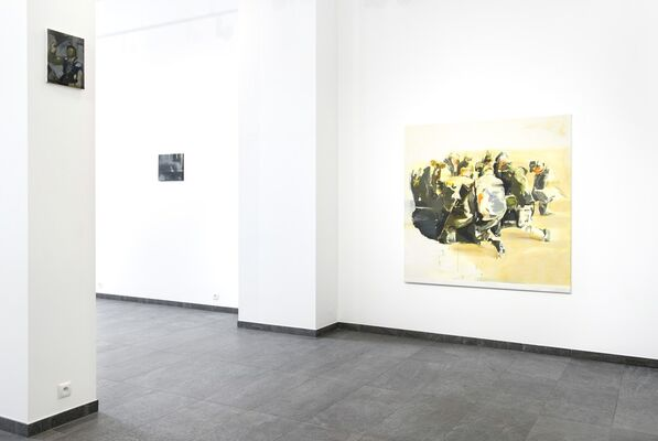 The Next Day, installation view