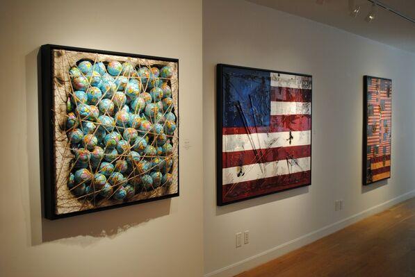 Bernie Taupin: Antiphona, installation view