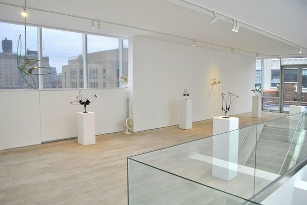 Pedro S. de Movellán - Code, installation view