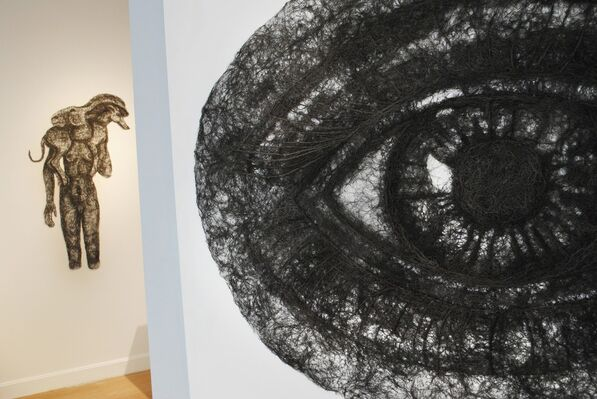 Sophie Ryder: Rising, installation view