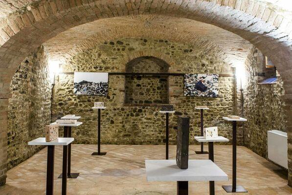 Ex elettrofonica at Artissima 2016, installation view