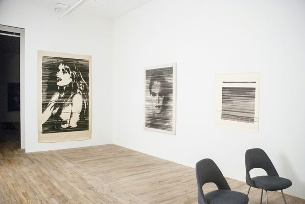 Anton Perich - Electric Paintings 1978 - 2014, installation view