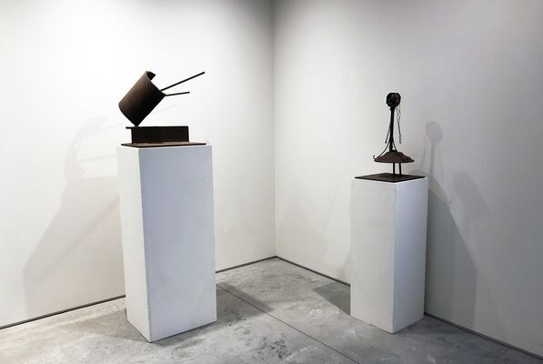 Richard Stankiewicz: Sculpture from the 1950s - 1970s, installation view