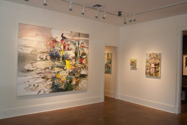 Lowcountry Longleaf, installation view