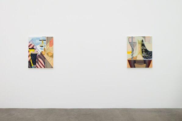 Magalie Guérin, installation view