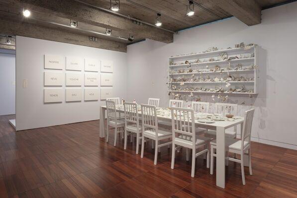 Yoko Ono: LIBERTÉ CONQUÉRANTE/GROWING FREEDOM. The instructions of Yoko Ono and the art of John and Yoko., installation view