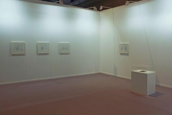 Nadja Vilenne at ARCOmadrid 2016, installation view