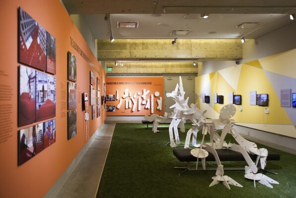 Designing Playful Cities, installation view