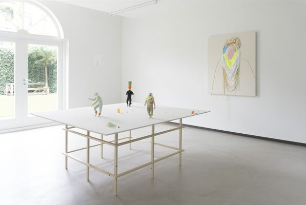 Frode Bolhuis - A Contagious Affair, installation view
