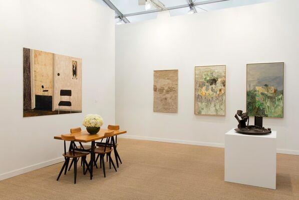 Stephen Friedman Gallery at Frieze New York 2016, installation view