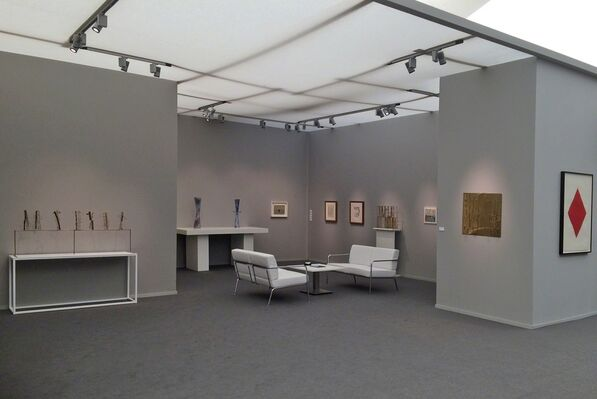Barbara Mathes Gallery at Frieze Masters 2016, installation view