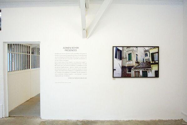 Présences, installation view