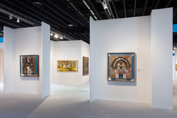 DAG at The Armory Show 2019, installation view