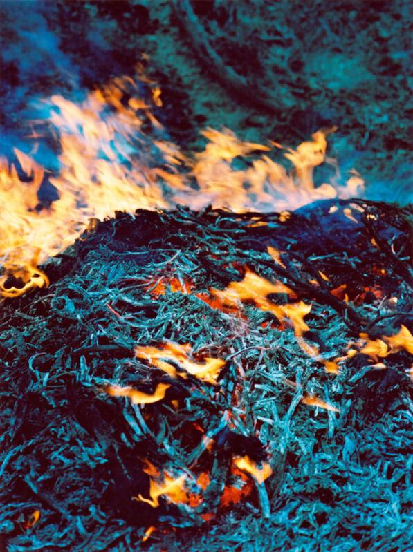 Vincent Delbrouck, 'Fire, Mustang (Nepal) from the series Dzogchen', 2013, Photography, Foam Fotografiemuseum Amsterdam
