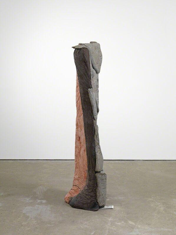 Michael Dean, 'nownow (Working Title)', 2015, Sculpture, Concrete, Herald St