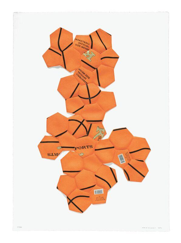 Dario Escobar, 'Untitled', 2013, Print, Mixografia Print on Handmade Paper, Mixografia