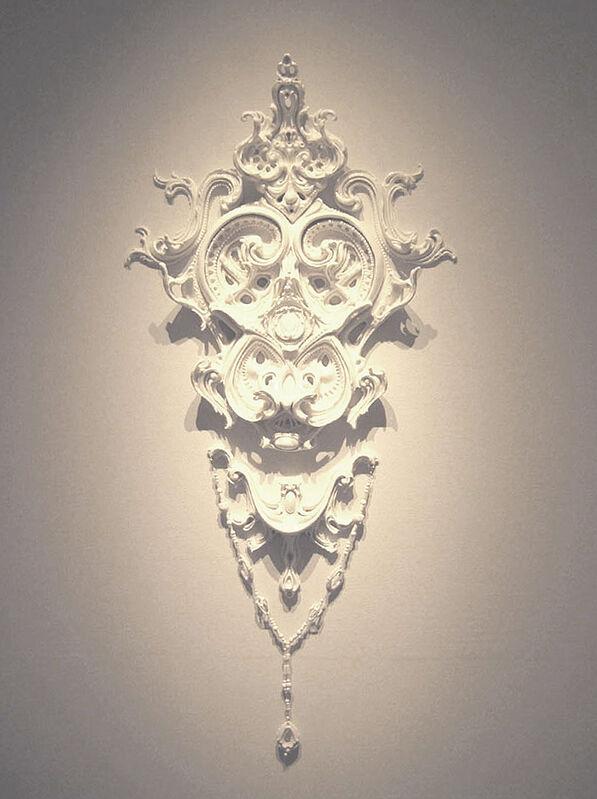 Katsuyo Aoki, 'Manuscript', 2010, Sculpture, Porcelain, Aki Gallery