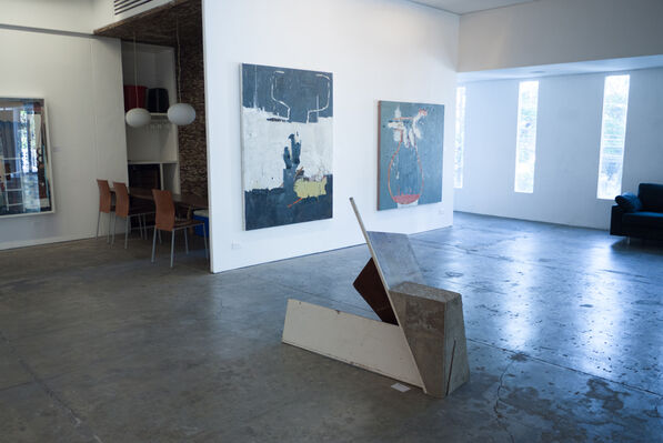 BERNARDO PACQUING and MAX BALATBAT, installation view
