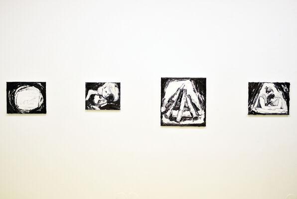 Per Gustafsson, installation view
