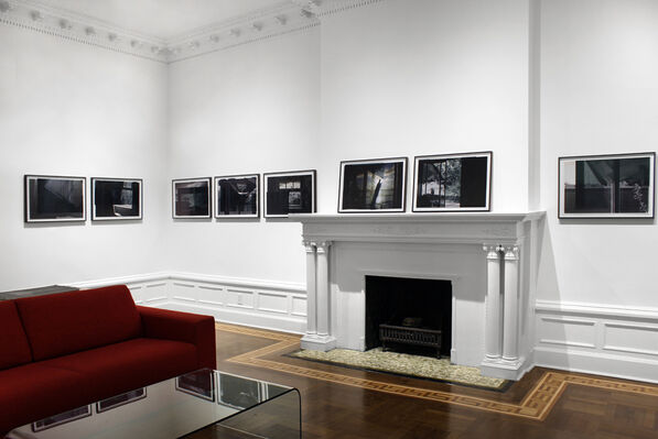 William Eric Brown: Twenty Sixteen | Harper's Apartment, installation view