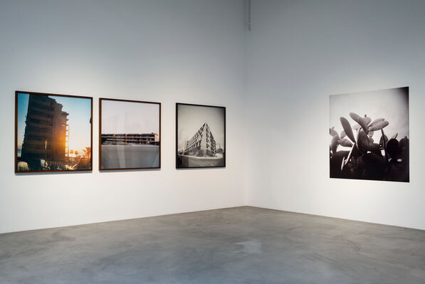 Ziad Antar ' Untitled Limits ', installation view
