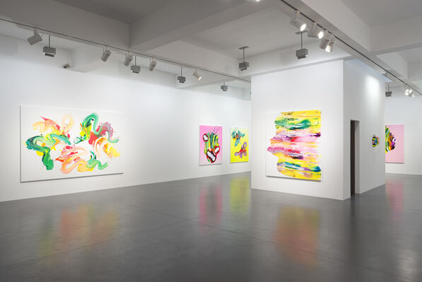 Yago Hortal, installation view