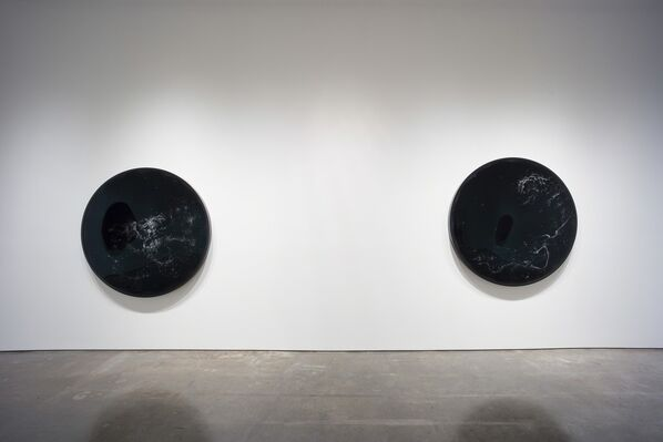 River and Sky, installation view