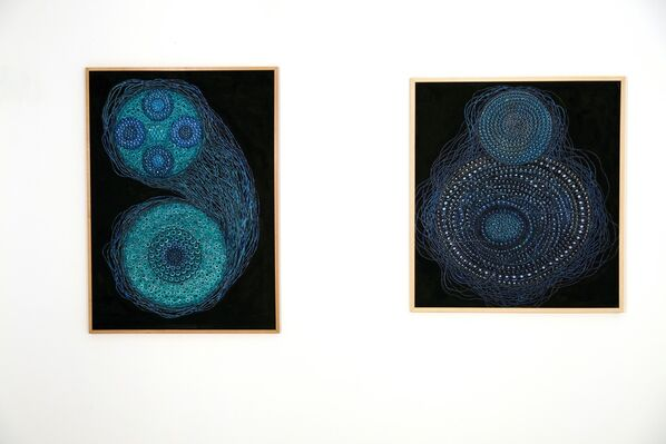 "SKY KIM ""EACH ONE ALL"", installation view"