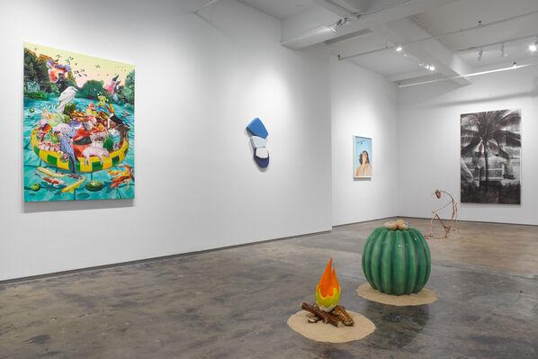 Flora/Fauna, installation view