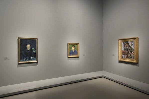 Icons of Modern Art. The Shchukin Collection, installation view