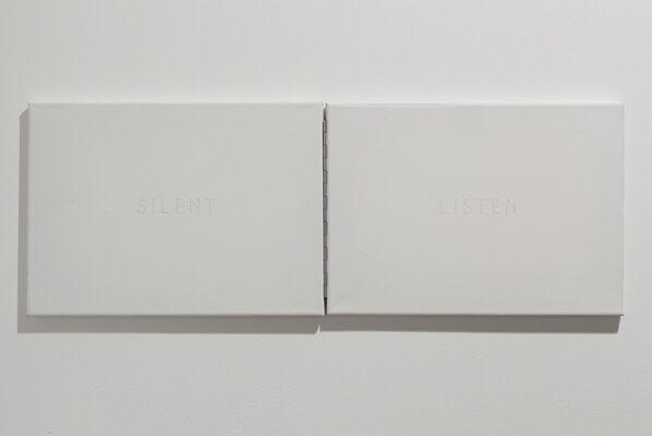 David Cunningham | Yukio Fujimoto | Sound and Vision - Curated by Jonathan Watkins, installation view