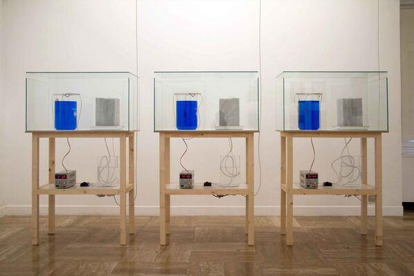 Clara Montoya - Tanto, installation view