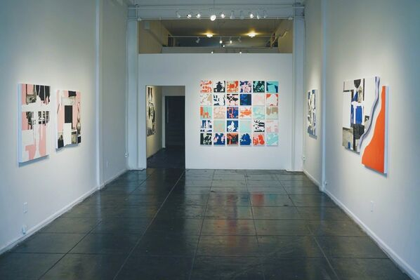 Marco Zamora : Odds And Ends, installation view