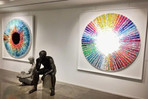 Joe Black - Sum of its Parts, installation view