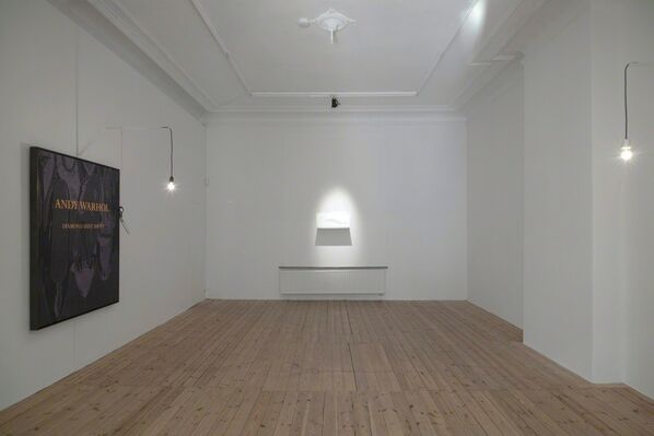 Light Falling, Group show, installation view