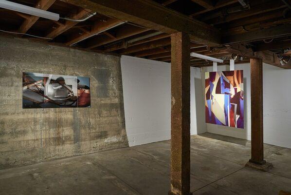 Yamini Nayar | Solo Show, installation view