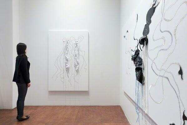 Nicholas Hlobo, installation view