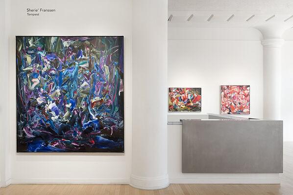 Sherie' Franssen: Tempest, installation view