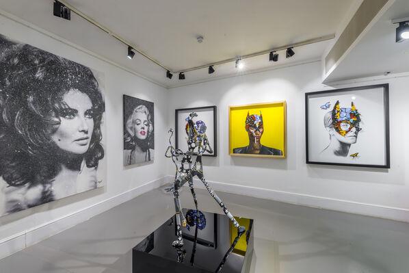 SN Art Exhibition, installation view