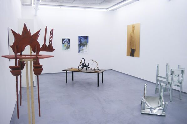 Hollandaise, installation view