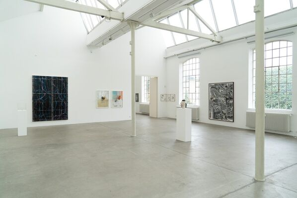 Mixed Pickles 4, installation view