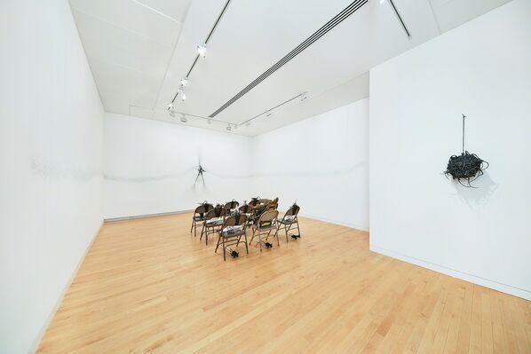 Kim Jones: White Crow, installation view