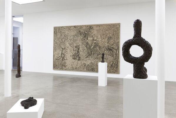 Armen Eloyan: Garden, installation view