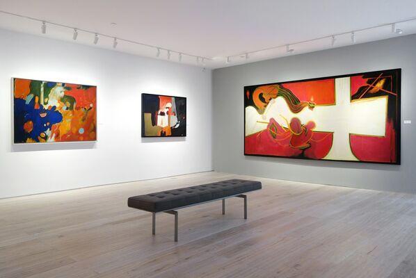 William Scharf: Imagining the Actual, installation view