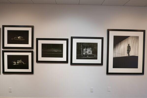 The 21st Century Handmade Print, 2015, installation view